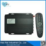 video móvil de Digitaces del vehículo 8-CH con un disco duro 4G incorporado, módulos del GPS