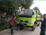 Dongfeng 4*2 Rhd deposito dell'indicatore luminoso da 2 tonnellate/camion 75kw del ribaltatore mini