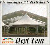3X3 4x4 5x5 6x6m pagode à bon marché tente pour la vente