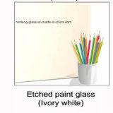 il vetro di arte di prezzi bassi di alta qualità di 5mm ha glassato indietro verniciato
