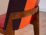 椅子のコーヒー椅子(M-X2054)を食事する固体木の椅子