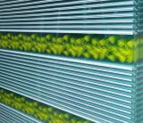 La impresión de revestidos telas pintadas edificio templado laminado laminado el patrón de la burbuja de cristal de la puerta tarro de vidrio pintura decorativa Arte