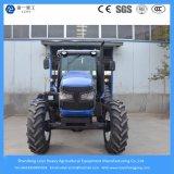 か極度の贅沢なタクシーが付いている庭または農場小型か農業またはコンパクトな中国の製造者または芝生または小さいトラクター