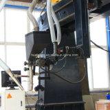 Polos de acero de la torre del octágono Máquina de soldadura externa para la torre de la electricidad