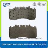 Feito na placa de suportação de aço das almofadas de freio de China Volvo