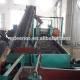 Chaîne de production en caoutchouc de miette