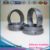 Silicon Carbide Bushing Silicon Carbide Sleeve Ssic Rbsic Tube