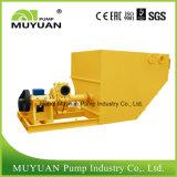 Pompa centrifuga resistente orizzontale per elaborare minerale