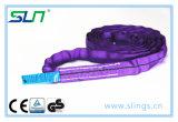 2018 Ls Violeta interminável 1t*10m linga redonda com marcação CE/GS