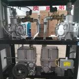 Estação de enchimento com bicos duplos e 4 monitores LCD