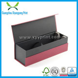 Изготовленный на заказ бумажная коробка коробки вина с высоким качеством