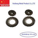 Engrenagem de Gearring do anel da fundição de aço do investimento da precisão
