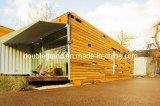 生存のための最もよいデザインプレハブの移動式家