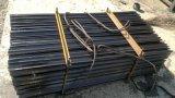 Окрашенная сталь черного цвета Star Y пикет