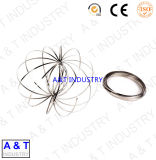 Hot Sale Custom Spring CNC Steel Wire formando com alta qualidade