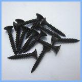 Fosfatado negro cabeza Bugle DIN7505 Tornillos Drywall