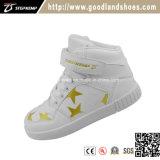 Ботинки малышей тапок способа ботинок конька высокого качества высокие 16017-1