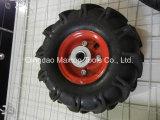Rotella di gomma pneumatica della carriola della fabbrica di Maxtop (4.10/3.50-4 4pr)
