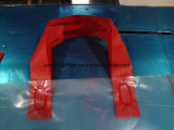Yb Plastiktasche-automatischer weicher Schleifen-Griff-Beutel, der Maschine herstellt