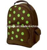 600d Polyester Cartoon Kids School Backpack