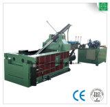 Máquina da prensa de empacotamento da sucata de metal nova