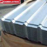 Zink-gewölbtes Aluminiumdach-Stahlbleche im Gebäude