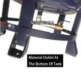 20, 40, 60L/Qt 5.3, 10.6, 15.9 gallons. Drain de bas de HVLP/bac de peinture de qualité de pression de /Pneumatic air de sortie/réservoir PT-60 (40, 20) B