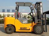 Oman-Heber-Dieselgabelstapler 3ton mit Block-Schelle