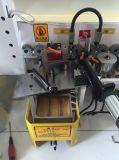 Деревообрабатывающего инструмента окантовочной полосы машины с системой отопления и нажмите кнопку