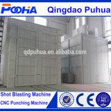 Sand Blasting Room / Sand Blasting Booth / Sand Blasting Chamber