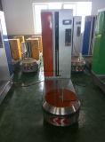 Lp600f-l Verpakkende Machine van de Bagage van de Luchthaven van de Film van de Rek de Automatische