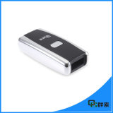 Mini scanner sans fil du code barres 1d 2D d'USB Bluetooth