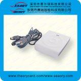 中国の工場安い価格の接触無接触ICのカードの著者および読取装置