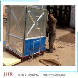 Gepresstes zusammengebautes Stahl galvanisiertes Wasser-Becken