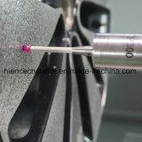 저가 CNC 합금 바퀴 수선 선반 바퀴 다이아몬드 절단 장비 Awr2840