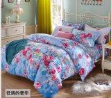 Große Baumwollbettwäsche 100% stellte für Mädchen ein
