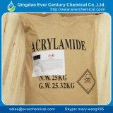 El 98% sólido la acrilamida de poliacrilamida