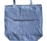 Jean Denim lavado suave personalizada Bolsa Bolsa de compras