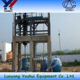 Двойное оборудование вакуумной перегонки этапа для используемый рециркулировать масла двигателя (YHE-24)