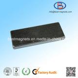 Magneet van de Magneet van NdFeB van de Magneet van het Neodymium van de Vorm van het Blok van hoge Prestaties de Super Sterke