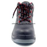 Ботинки безопасности изоляции кожаный с составным пальцем ноги