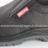 Ботинки RS8106 ботинок безопасности шеф-повара Никак-Шнурка Split кожи управленческие
