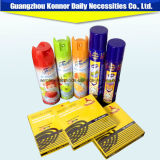 spruzzo dell'insetticida dell'aerosol 300ml per le zanzare veloci di uccisione di effetto, le blatte ed altri parassiti