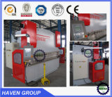 Freio da imprensa do CNC, máquina de dobra hidráulica do metal de folha