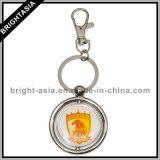 La promoción personalizada de Metal Llavero regalos de recuerdo (BYH-10861)