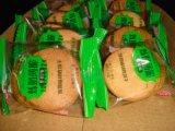 Horizontales Drehatmosphären-Brot-Nahrungsmittelverpackungsmaschine des Edelstahl-304 Kissen geänderte