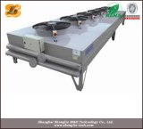 높은 능률적인 냉각 장치 공기에 의하여 냉각되는 건조한 냉각기