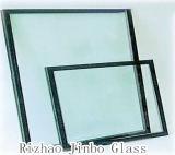 4-19mm処理されたガラス薄板にされたガラス、緩和されたガラス、絶縁されたガラス(JINBO。)