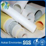 Tessuto filtrante perforato ago di PPS con la membrana di PTFE per il sacchetto filtro della polvere