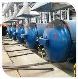réacteur corrigeant composé industriel certifié par ASME de 2800X8000mm